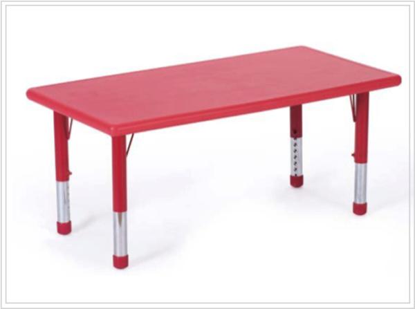 mesa para colegio capella roja
