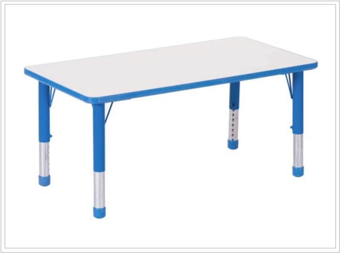 mesas escolares kala azul