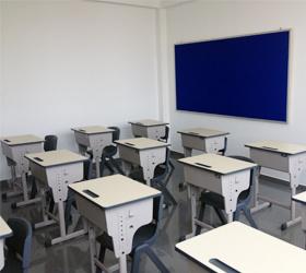 salón de clases tradicional