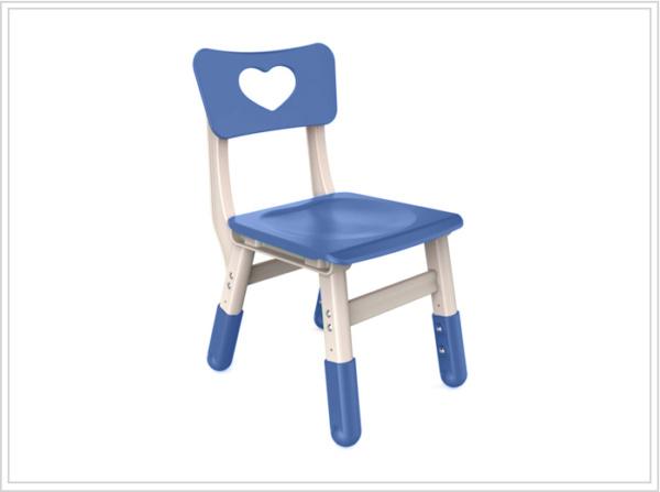 sillas escolares ronda azul