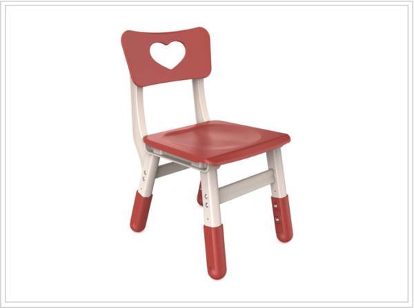 sillas escolares ronda roja