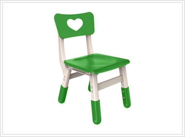 sillas escolares ronda verde