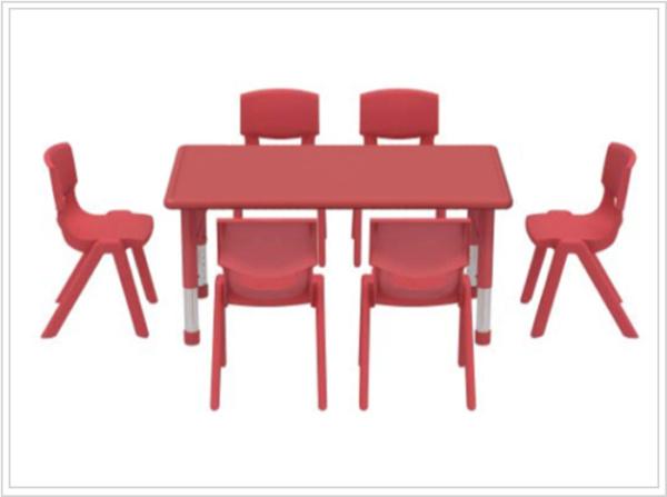 mesa escolar capella roja