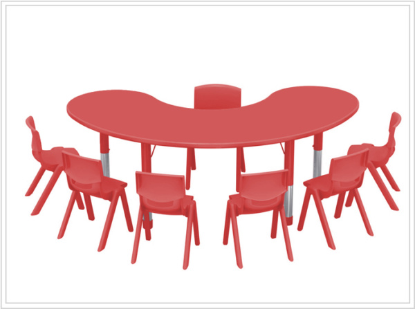 mesa modelo thaya roja