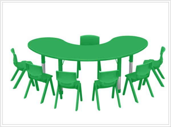 mesa modelo thaya verde