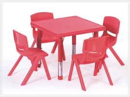 mesa para colegios delta