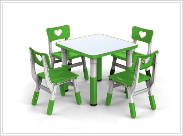 mesa de niños iris